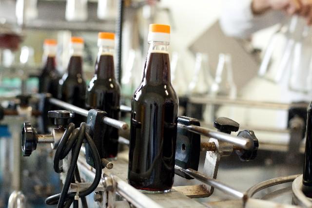 醤油の工場