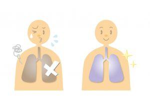 東洋医学で肺をキレイに!